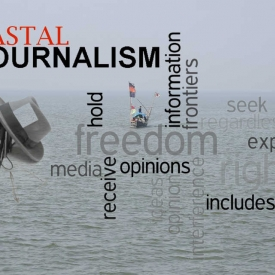 Coastal journalistm network is playing a role in spreading the journalism of the coastal region